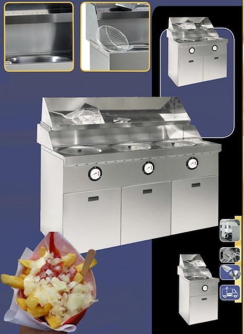 friggitrice olandese