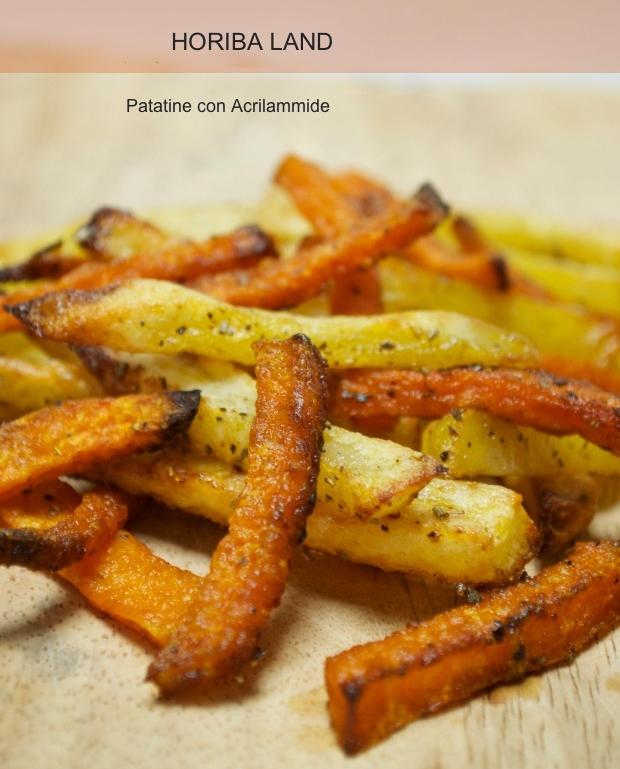 patate per friggitrice olandesi