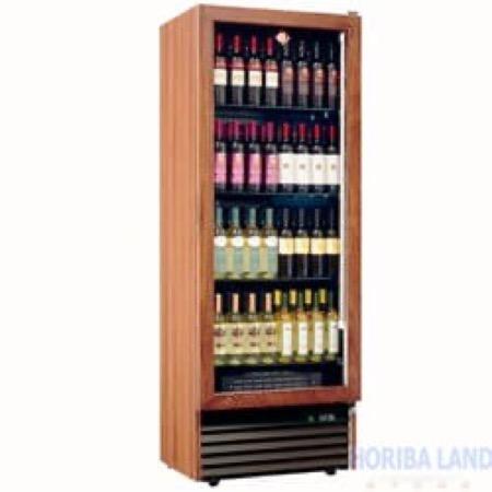 Vetrina frigo vino 500L 2 temperature