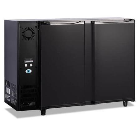 Bancone refrigerato per bibite 2 porte 290 lt