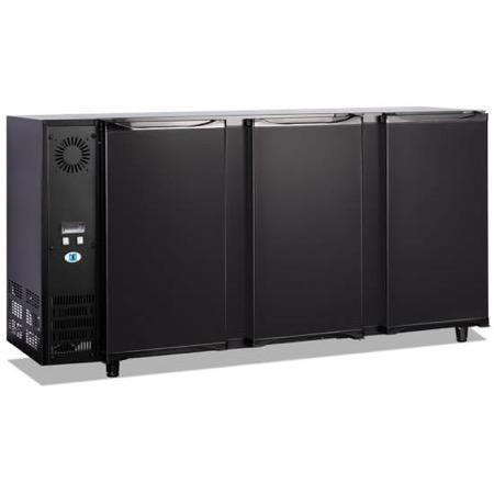Bancone refrigerato per bibite 3 porte 460L