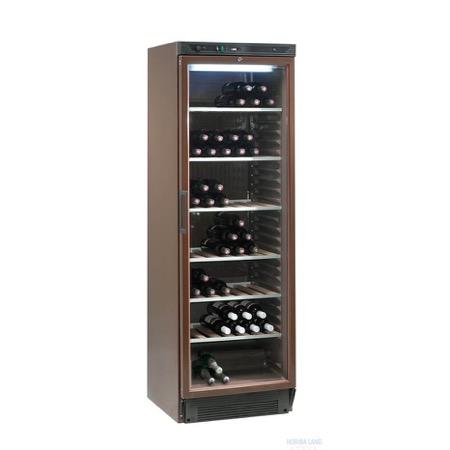 Frigo vetrina esposizione vino